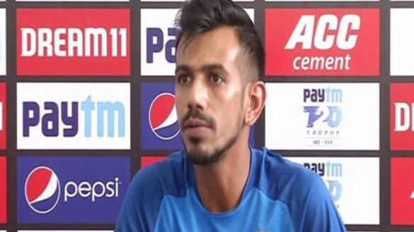 युजवेंद्र चहल के अनुसार, 0-1 से पिछड़ने के बाद भी भारत पर दबाव नहीं 6