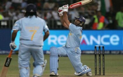 युवराज सिंह के अलावा टी20 क्रिकेट में इस भारतीय बल्लेबाज ने लगाए थे 6 गेंदों पर 6 छक्के 62