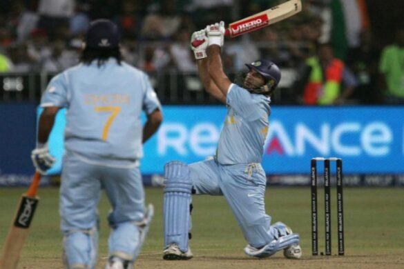 युवराज सिंह के अलावा इस भारतीय बल्लेबाज ने भी 2 बार लगाए हैं 6 गेंदों पर 6 छक्के 12