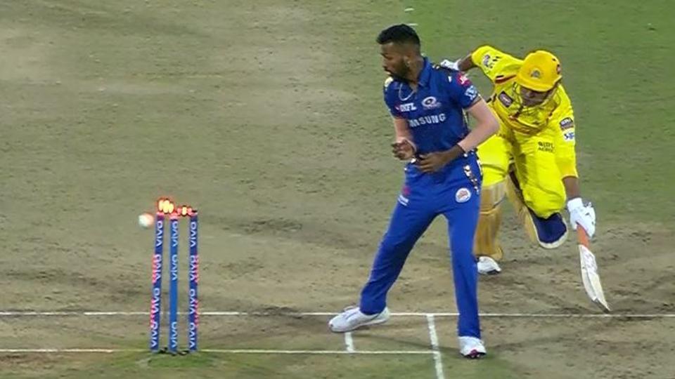 3 मौके जब रन आउट ने बदला आईपीएल फाइनल का नतीजा 1
