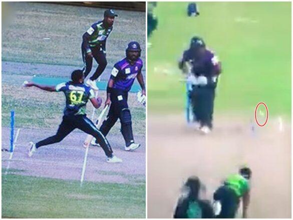 BPL 7: बीपीएल के पहले ही मुकाबलें में हुआ मैच फिक्सिंग का शक, वेस्टइंडीज के इस गेंदबाज ने डाली हैरान कर देने वाली नो बॉल 9