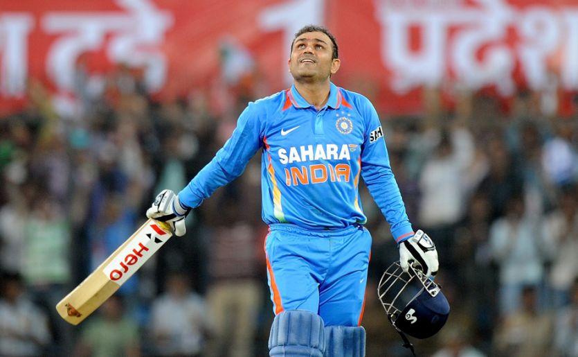 हरभजन सिंह के अनुसार वीरेंद्र सहवाग वनडे क्रिकेट में बना सकते थे तिहरा शतक 2
