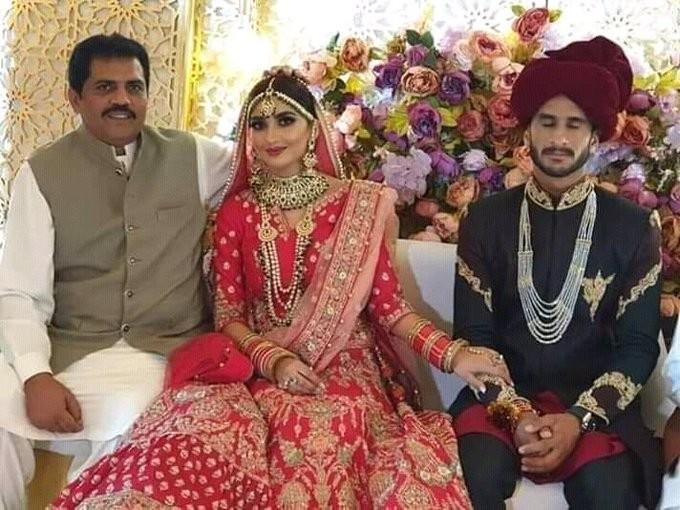हसन अली की पत्नी ने इस दिग्गज भारतीय बल्लेबाज को बताया अपना पसंदीदा 1