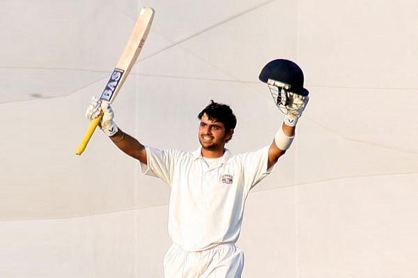 तरुवर कोहली ने रणजी ट्रॉफी में अरुणाचल प्रदेश के खिलाफ जड़ा नाबाद तिहरा शतक, विराट के साथ खेला था विश्व कप