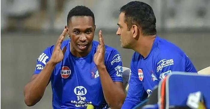 क्या महेन्द्र सिंह धोनी खेलेंगे टी-20 विश्व कप या नहीं? ड्वेन ब्रावो ने दिया जवाब