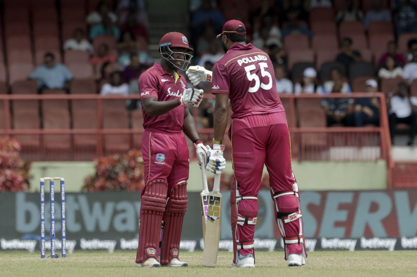 निकोलस पूरन ने बताया भारत के खिलाफ अपने शानदार बल्लेबाजी का राज 1