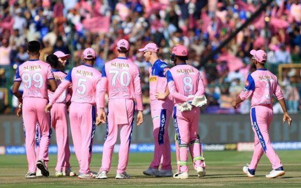 राजस्थान रॉयल्स ने आईपीएल 2020 के लिए शुरु किया ट्रेनिंग सैशन 10