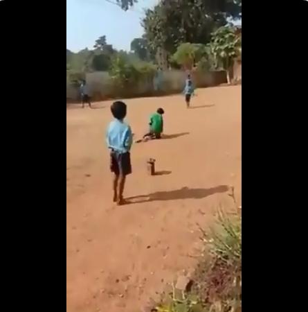 वीडियो : दिव्यांग बच्चे का क्रिकेट खेलते हुए वीडियो वायरल, लोगो ने जज्बे को किया सलाम 2
