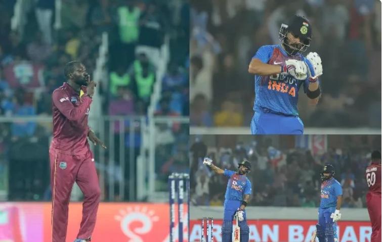 विराट कोहली बंटर विवाद के बाद लोकप्रिय हुए केसरिक विलियम अब आईपीएल ऑक्शन में हुए शामिल