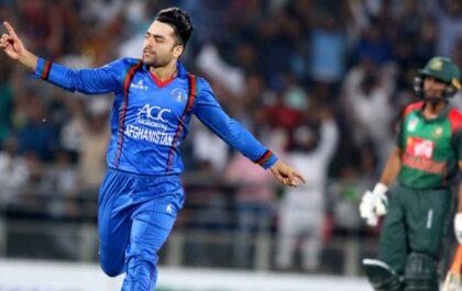 अफगानिस्तान क्रिकेट बोर्ड ने राशिद खान को कप्तानी से हटाया, इन्हें मिली तीनों फॉर्मेट में जिम्मेदारी 4