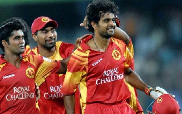 कुछ ऐसी थी आरसीबी के पहले आईपीएल मैच की प्लेइंग इलेवन 6