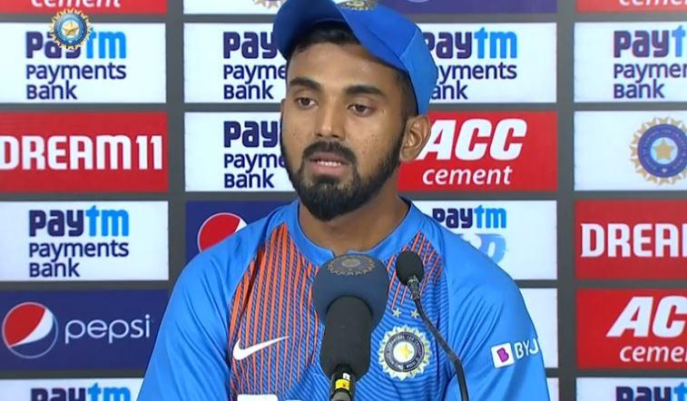 91 रनों की तूफानी पारी खेलने के बाद केएल राहुल ने बयां किया टीम से बाहर रहने का दर्द