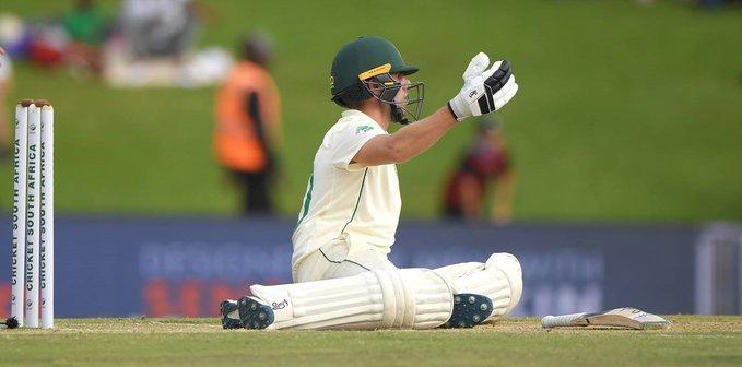 जोफ्रा आर्चर ने अफ्रीका के खिलाफ डाली जानलेवा गेंद, जमीन पर गिरकर बल्लेबाज ने बचाई जान 1