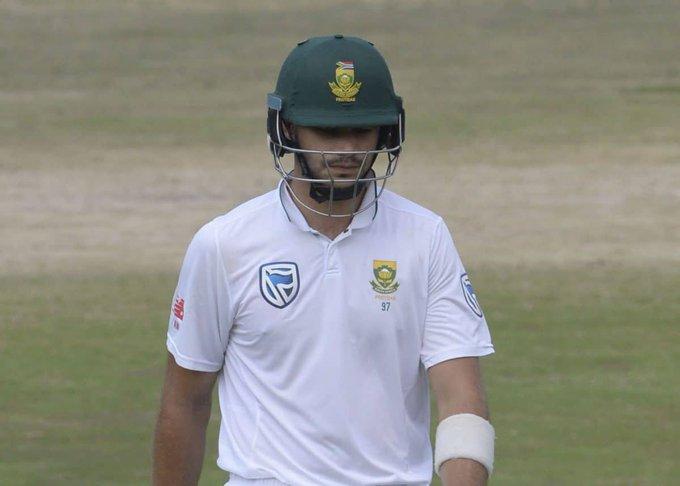 जोफ्रा आर्चर ने अफ्रीका के खिलाफ डाली जानलेवा गेंद, जमीन पर गिरकर बल्लेबाज ने बचाई जान 2