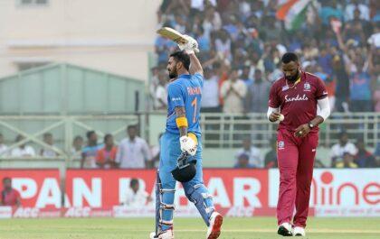 IND v WI : केएल राहुल शतक बनाकर ट्विटर पर छाएं, लोगो ने की जमकर तारीफ 15