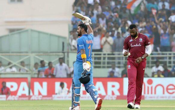 IND v WI : केएल राहुल शतक बनाकर ट्विटर पर छाएं, लोगो ने की जमकर तारीफ 5