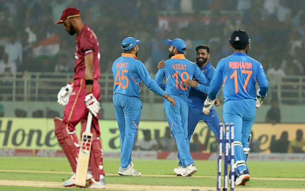 IND vs WI: कटक के मैच में ना चाहते हुए भी भारतीय टीम को करना होगा ये एक बदलाव 2