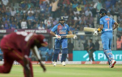 INDvsWI : रोहित शर्मा-केएल राहुल ट्विटर पर छाएं, इस भारतीय खिलाड़ी का उड़ा जमकर मजाक 4
