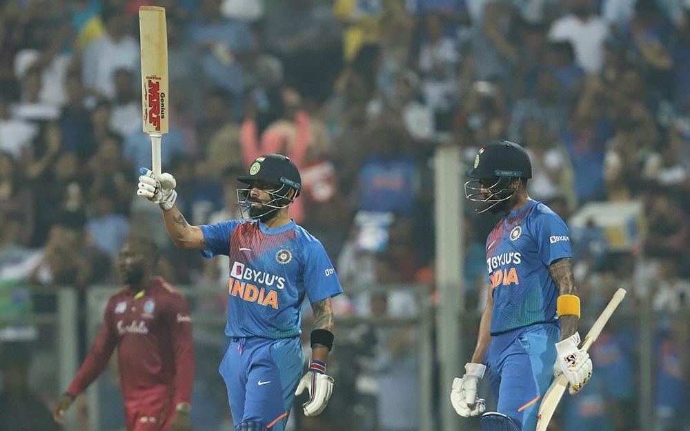 आईसीसी रैंकिंग: टी-20 की नई बल्लेबाजी रैंकिंग जारी, राहुल-विराट को बड़ा फायदा