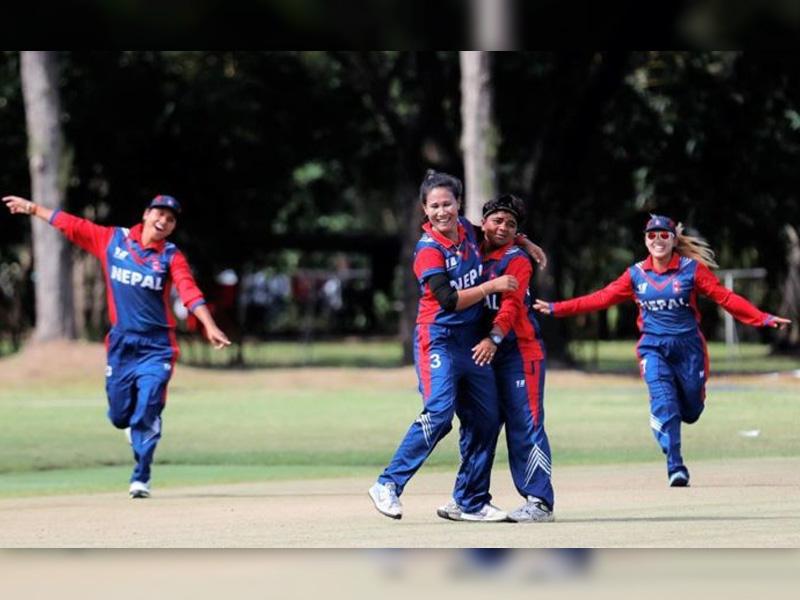 नेपाल की महिला खिलाड़ी अंजली चंद ने रचा इतिहास, जीरो रन देकर 6 विकेट हासिल किये 3