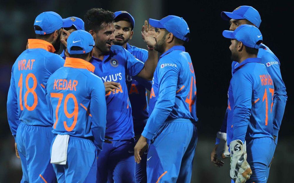 IND vs WI: कटक के मैच में ना चाहते हुए भी भारतीय टीम को करना होगा ये एक बदलाव 1