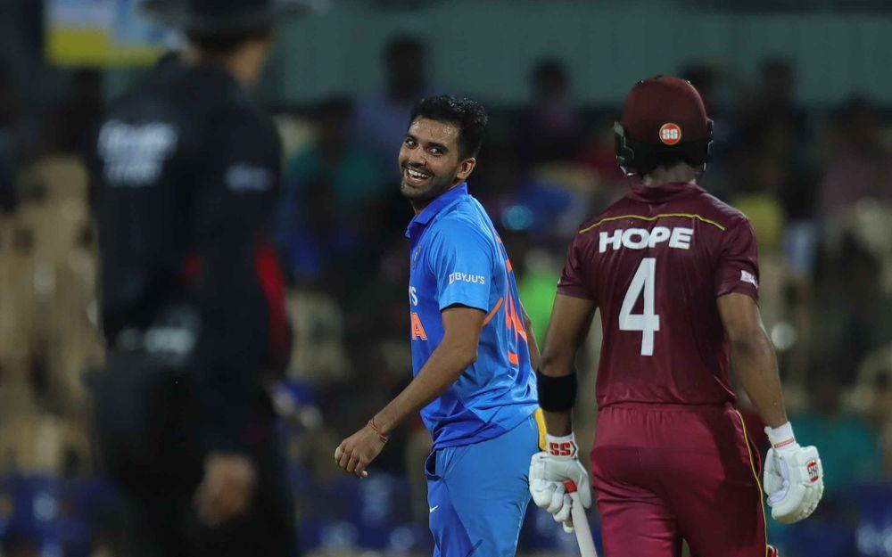 INDvsWI : कीरोन पोलार्ड ने इन खिलाड़ियों को दिया पहले वनडे में जीत का श्रेय 2