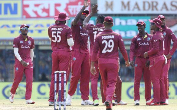 भारत पर जीत के बाद वेस्टइंडीज के लिए आई बुरी खबर, आईसीसी ने लगाया पूरी टीम पर जुर्माना 36