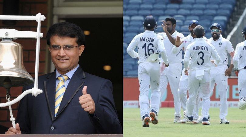 सौरव गांगुली ने कहा, भारतीय टीम हर सीरीज में खेले एक डे-नाइट टेस्ट