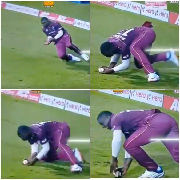 IND vs WI- मैच के दौरान एविन लुईस के घुटने में लगी गंभीर चोट, वनडे सीरीज में खेलने पर संशय 22