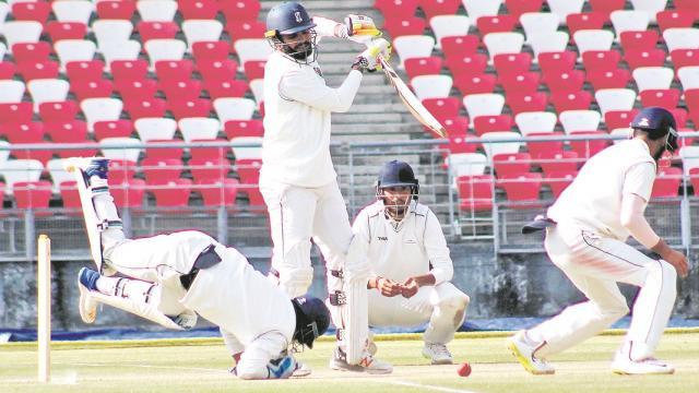 तरुवर कोहली ने रणजी ट्रॉफी में अरुणाचल प्रदेश के खिलाफ जड़ा नाबाद तिहरा शतक, विराट के साथ खेला था विश्व कप 3