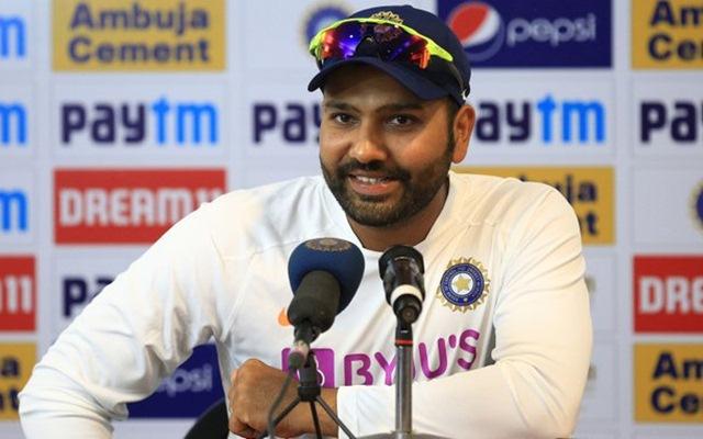 मैन ऑफ़ द मैच रोहित शर्मा ने बताया, क्रीज पर क्या बात चल रही थी कप्तान विराट कोहली से