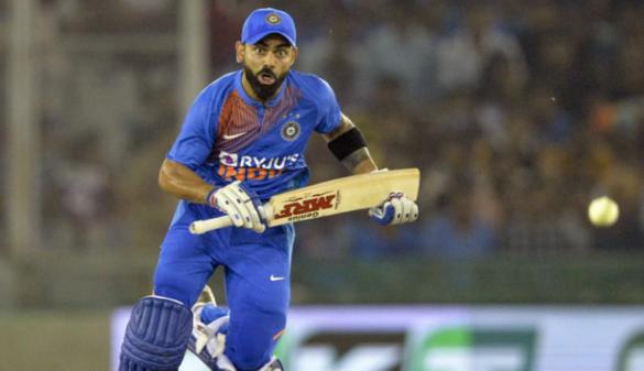 IND v WI, तीसरा टी-20: वेस्टइंडीज के खिलाफ सिर्फ 6 रन बनाने के साथ ही इतिहास रच देगे विराट कोहली 41