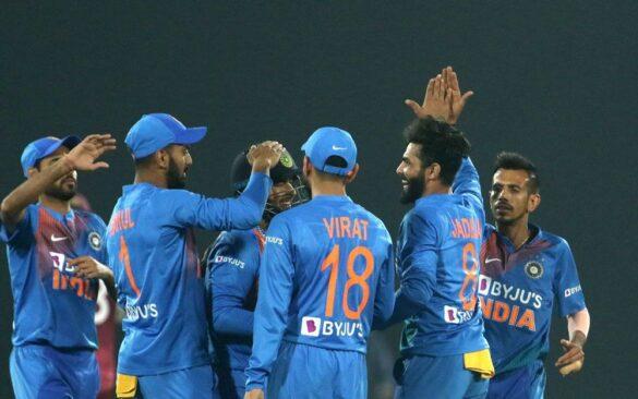 वेस्टइंडीज के खिलाफ तीसरे टी20 मैच में 3 बड़े बदलाव के साथ उतर सकती ही भारतीय टीम 8