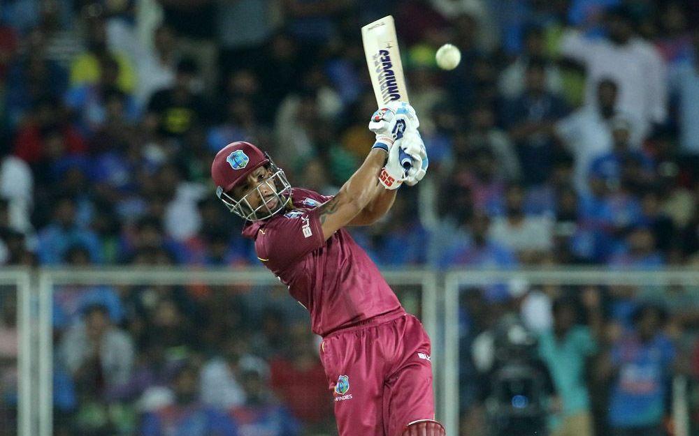 INDvsWI : 'मैन ऑफ़ द मैच' लेंडल सिमंस ने बताया अपनी तूफानी बल्लेबाजी का राज