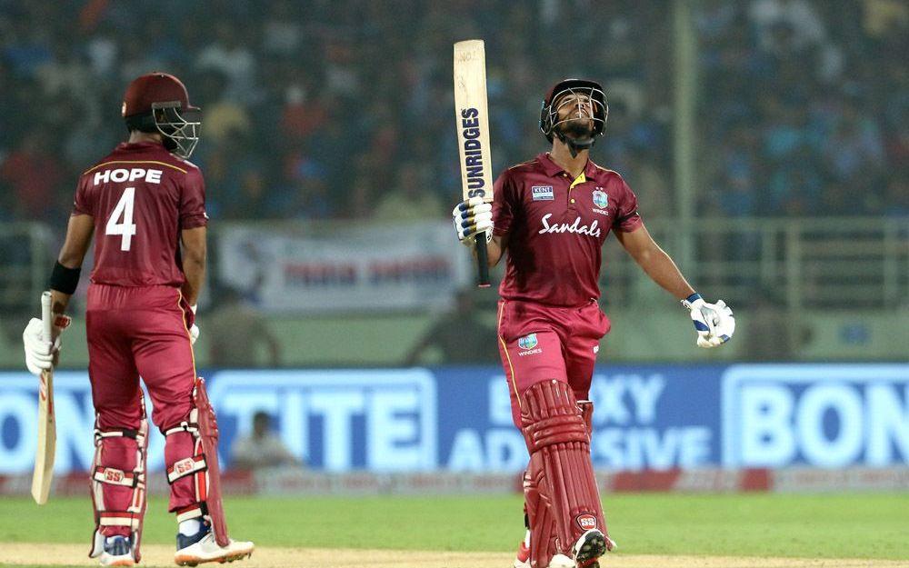 निकोलस पूरन ने बताया भारत के खिलाफ अपने शानदार बल्लेबाजी का राज