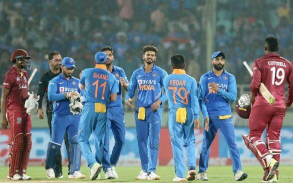IND vs WI: कटक के मैच में ना चाहते हुए भी भारतीय टीम को करना होगा ये एक बदलाव 15