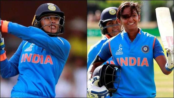 बीसीसीआई ने महिला टी-20 चैलेंजर ट्रॉफी के लिए की टीम घोषित, हरमनप्रीत, स्मृति और वेदा को मिली कप्तानी 1