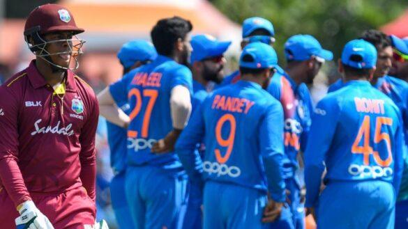 IND vs WI- वेस्टइंडीज के खिलाफ दूसरे वनडे मैच में भारत इन चार खिलाड़ियों को रख सकता है प्लेइंग इलेवन से बाहर 24