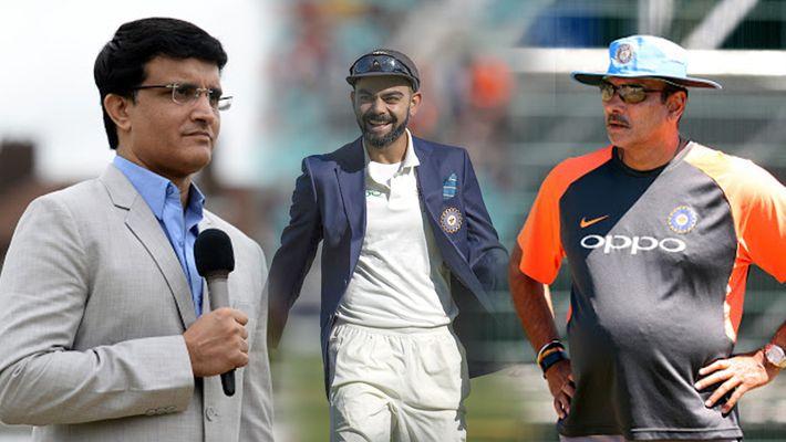 टी20 विश्व कप से पहले रवि शास्त्री और विराट कोहली से इस विशेष मुद्दे पर चर्चा करेंगे सौरव गांगुली