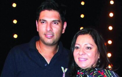 युवराज के संन्यास के 6 महीने बाद बोली शबनम सिंह, कहा 'और खेलना चाहते थे युवी, लेकिन.... 48