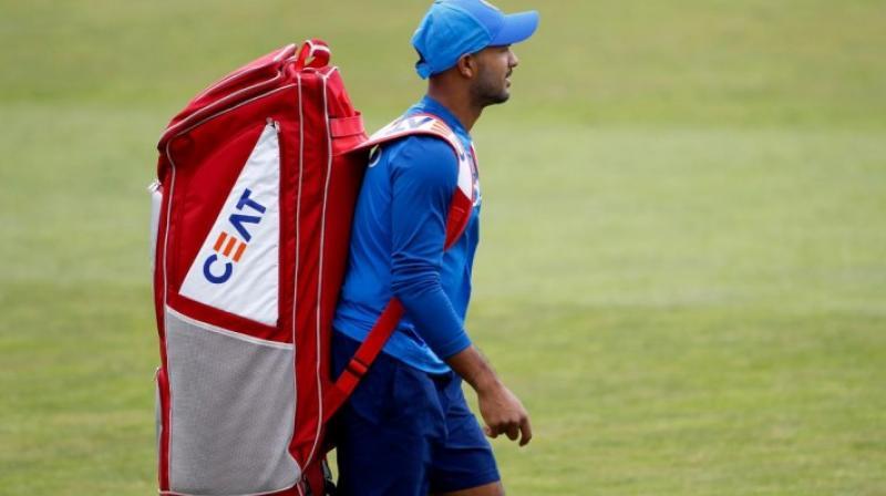 IND vs WI : क्या मयंक अग्रवाल को मिलेगा डेब्यू का मौका? बल्लेबाजी कोच विक्रम राठौर ने दिया जवाब 1