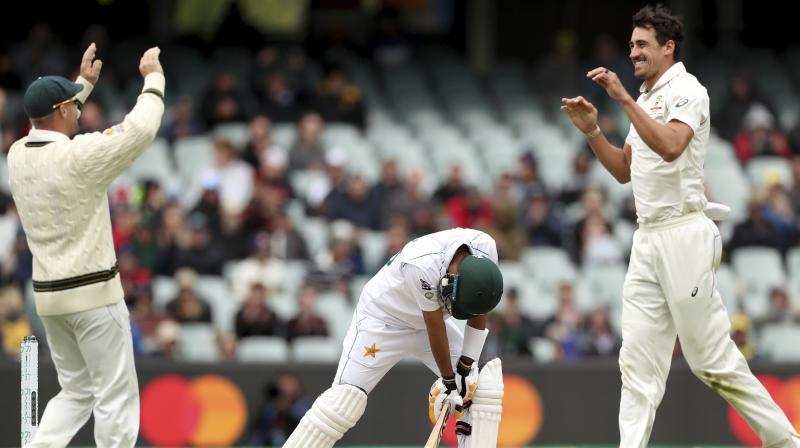 AUSvPAK, दूसरा टेस्ट: ऑस्ट्रेलिया ने मैच पर बनाई मजबूत पकड़, पारी से हार की तरफ पाकिस्तान