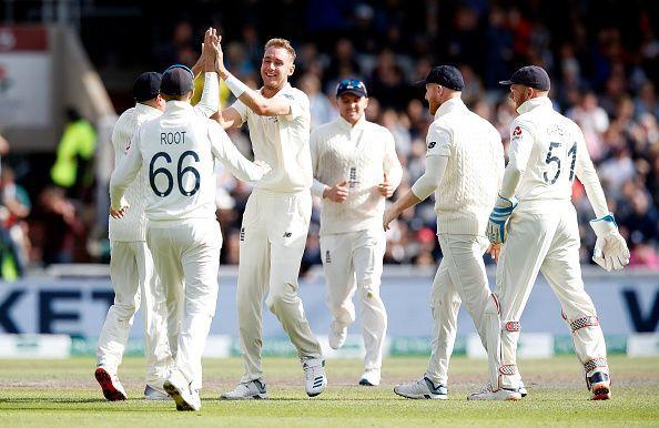 साउथ अफ्रीका के खिलाफ टेस्ट सीरीज के लिए इंग्लैंड टीम का ऐलान, जेम्स एंडरसन की वापसी