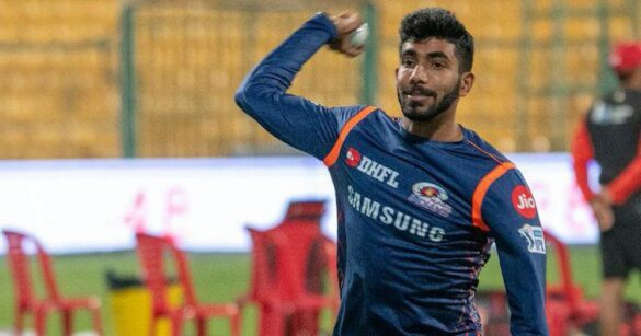 आईपीएल 2020 : जसप्रीत बुमराह को लेकर अपने पुराने इंस्टाग्राम पोस्ट को मुंबई इंडियंस ने किया शेयर 4