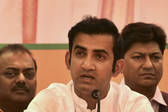 अधिकारीयों के झड़प का वीडियो सामने आने के बाद, गौतम गंभीर ने की डीडीसीए को बैन करने की मांग 2