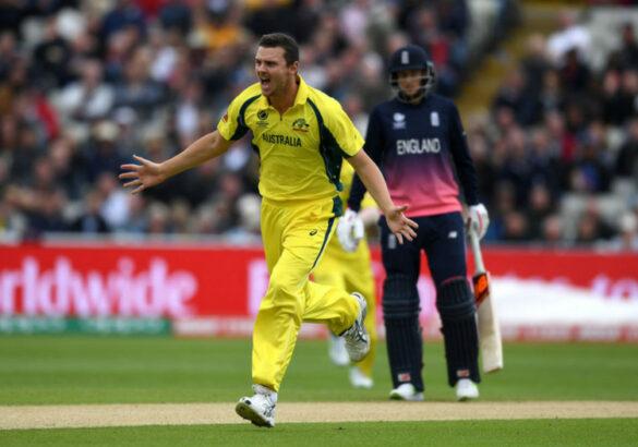 IPL AUCTION 2020: 2016 में अंतिम टी-20 खेलने वाले जोश हेजलवुड को चेन्नई सुपर किंग्स ने खरीदा 1