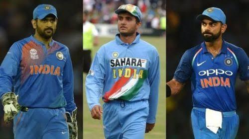 सौरव गांगुली, महेन्द्र सिंह धोनी और विराट कोहली में से कौन है भारत का सबसे बेहतर कप्तान, आंकड़े हैं गवाह