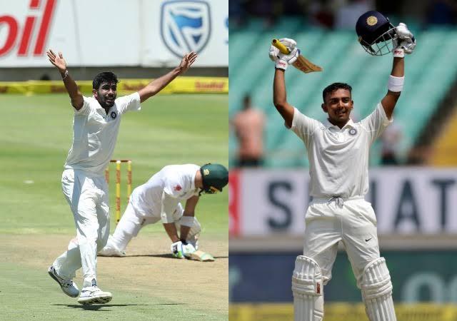 जल्द हो सकती है टीम इंडिया में जसप्रीत बुमराह और पृथ्वी शॉ की वापसी, फिटनेस टेस्ट के लिए बुलाया गया
