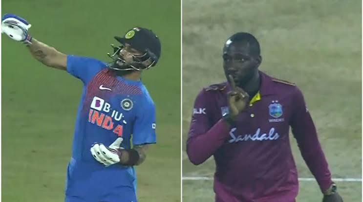 विराट कोहली बंटर विवाद के बाद लोकप्रिय हुए केसरिक विलियम अब आईपीएल ऑक्शन में हुए शामिल 2