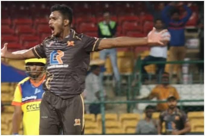 भारत को मिल गया एक और तूफानी गेंदबाज, अजिंक्य रहाणे और पृथ्वी शॉ जैसे बल्लेबाजों को किया ढेर